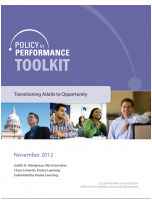 Decorative image for Resource Profile Policy to Performance Toolkit